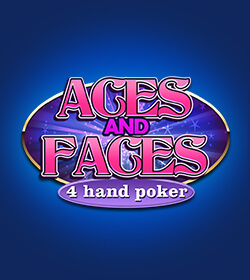 Aces and Faces 4-Hand Poker