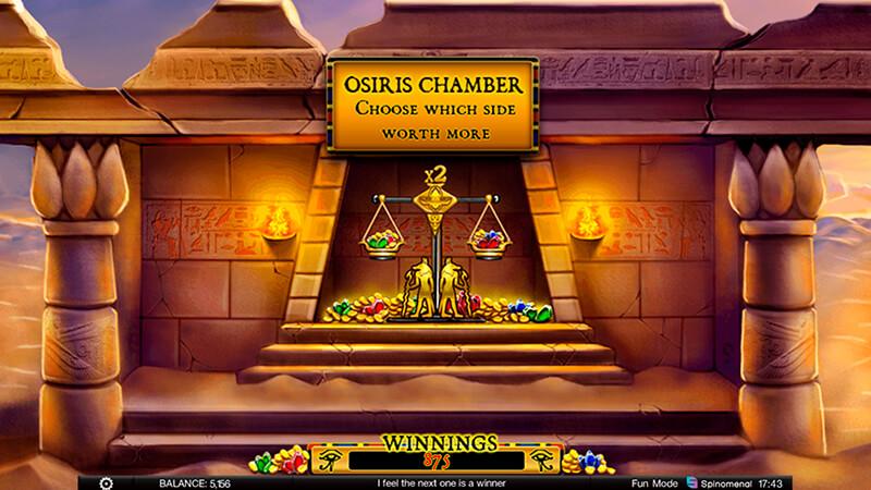 Изображение игрового автомата Egyptian Rebirth 3