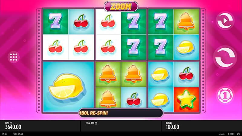 Изображение игрового автомата Zoom 1